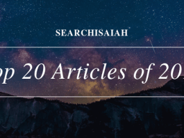 Top 20 Articles