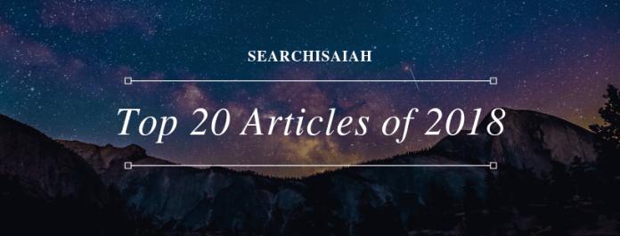 Top 20 Articles