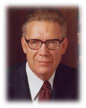 Elder Bruce R McConkie