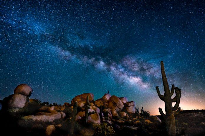 Heaven's Desert
