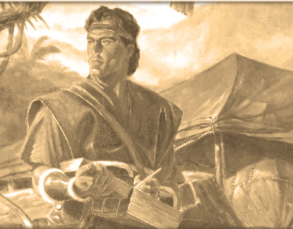 Nephi Quotes Isaiah Extensively