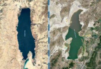 salt lake and dead sea