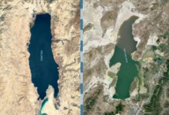 salt lake and dead sea