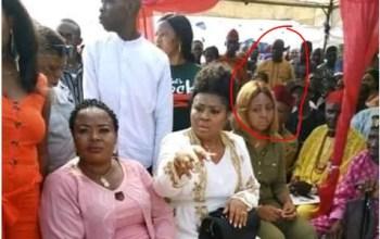 Regina Daniels Looking Sad At Her Wedding To Ned Nwoko 6