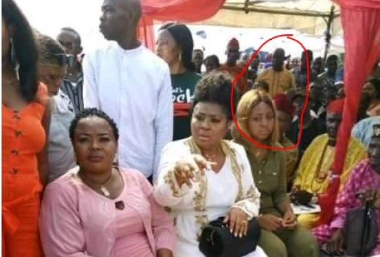 Regina Daniels Looking Sad At Her Wedding To Ned Nwoko 2