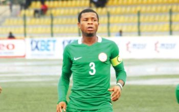 Flying Eagles In Confident Mood As Team Arrives At Poland