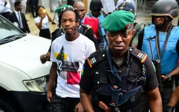 Naira Marley: We Are Not Chasing Musicians  -EFCC 6