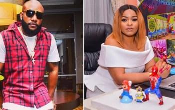 Ijeoma Okonkwo Celebrates Son Kanyechukwu's 7th Birthday