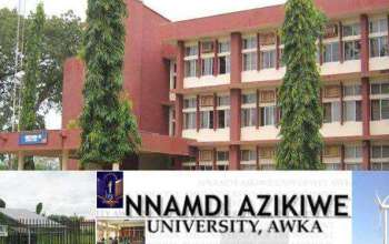 UNIZIK Post-UTME/DE 2019 Cut Off Mark and Registration Details