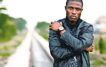 Rapper Olanrewaju Ogunmefun, popularly known as Vector,