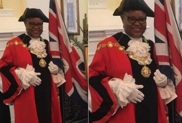 Another Nigerian Mrs Victoria Obaze has Been Worn into Office as Civic Mayor of London Borough of Tower Hamlets, UK