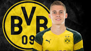 Hazard Joins Dortmund On Five-Year Deal