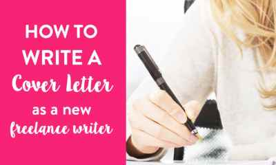 Steps on How To Write A Good Cover Letter 2020, get the job of your dreams 1