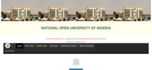 NOUN: Procedure For Registration in Student Portal Login 2019 2