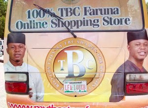Faruna TBC Store Shooping Start (How to Shop With Faruna Store)