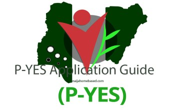P-Yes Application Form 2019 News Update