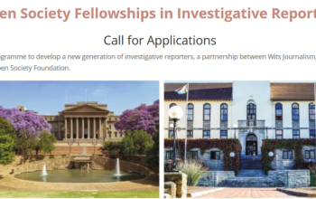 Apply For Open Society Investigative Journalism Fellowships 2019