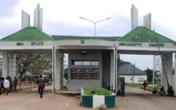 IMSU Admission List 2019/2020 Session Out