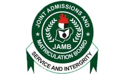 JAMB 2021 Registration Form Out