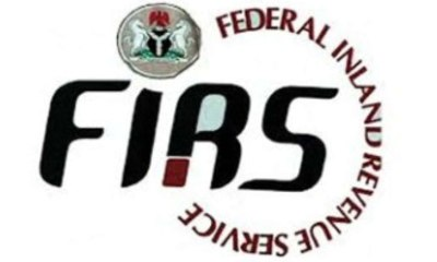 Just In: FIRS Recruitment Form 2021 Application Update
