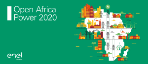Enel Foundation Open Africa Power