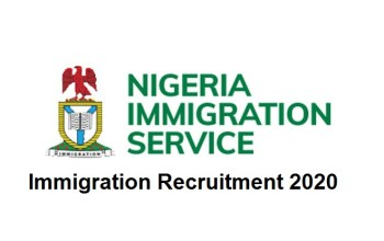 Nigerian Immigration Recruitment 2020 Begins  – www.immigrationrecruitment.org.ng
