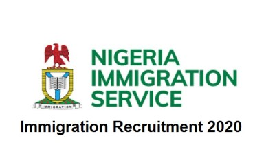 Nigerian Immigration Recruitment 2020 Begins - www.immigrationrecruitment.org.ng
