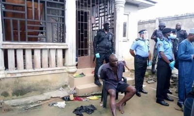 Shoe dealer who kidnaps and kills his suppliers arrested in Rivers state (graphic photos) 11