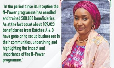 Npower: 5 Months Unpaid Volunteers: Send Your Details To NOA NOW- FMHDSD
