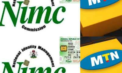 How to Link Your NIN Number with your Sim online (For MTN Users)