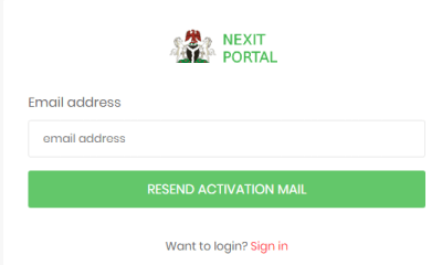If you are not receiving N-Exit Portal Email Verification, Here is what to do