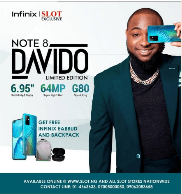 How Much Is Infinix Note 8 In Nigeria 1