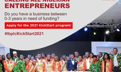 Application for Kickstart Grant 2021 Now Open (Get up to N2million in Cash)