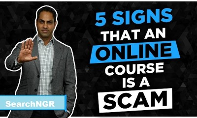 5 things to check if an online course is a scam