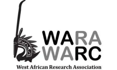 West African Research Center WARC Travel Grant 2021(Up to $3,000)