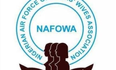 NAFOWA Recruitment 2021 - Nigerian Air Force Officers' Wives Association