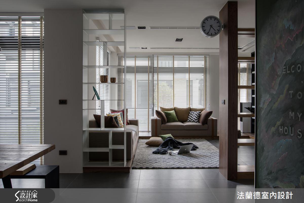 法蘭德室內設計 混搭風設計圖片法蘭德_29之1-設計家 Searchome