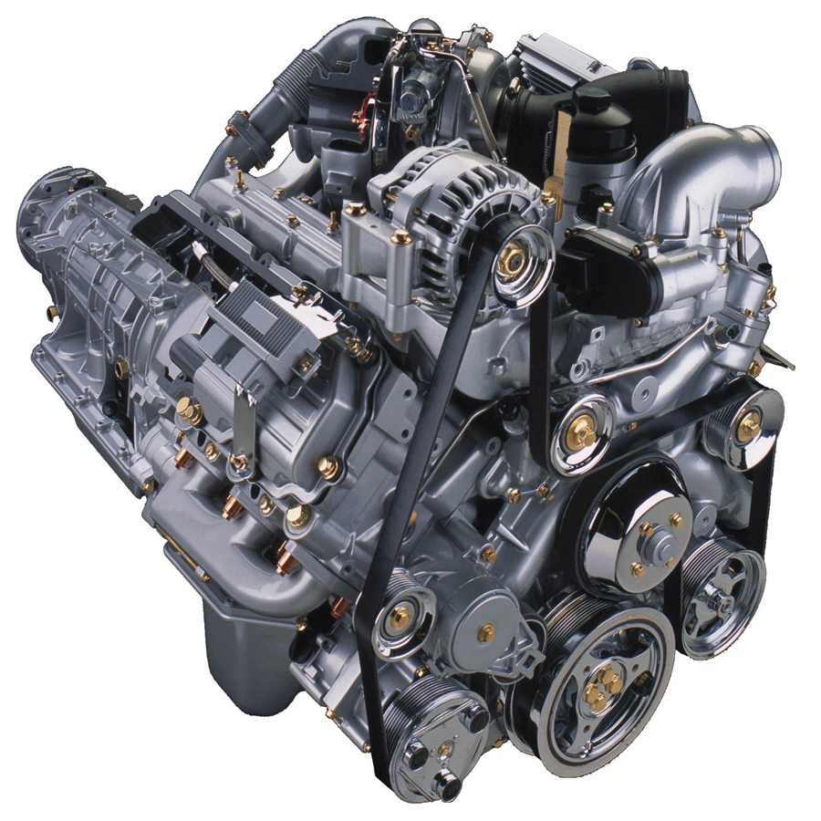 6 0l powerstroke engine