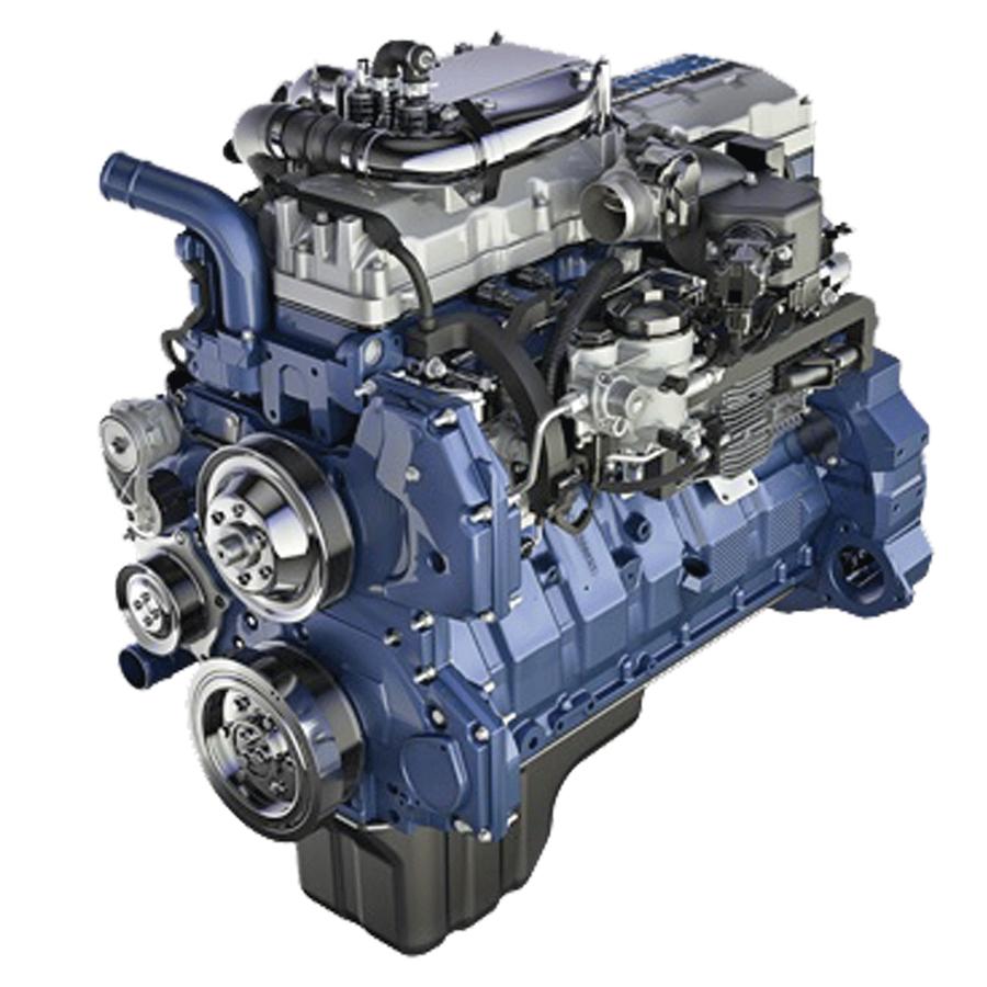 MaxxForce 5 Engine 4.5-Liter by International