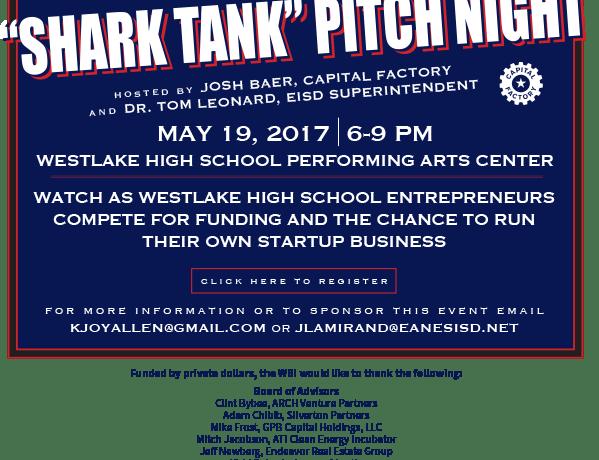 Shark Tank Night