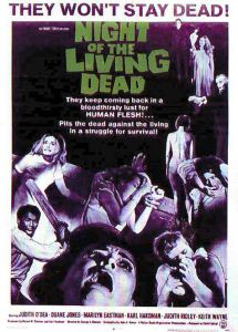 doing a semantic seo analysis of keywords for night of the living dead