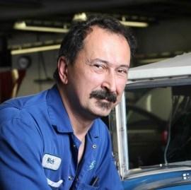 Mitch de Champlain - mechanic at Searles Auto Repair Victoria