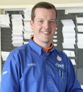 Owner of Searles Auto Repair in Victoria - Chris Wylie