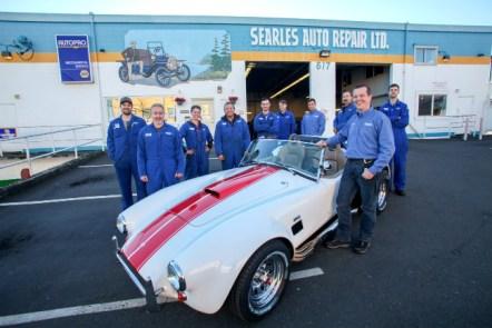Searles Auto Repair Crew