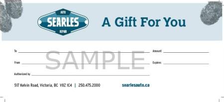 Searles-Auto-Repair-Gift-Certificate