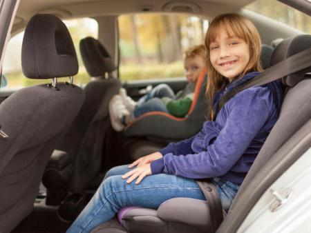 Kids and Car Seats - Advice from Mayson - Searles Auto