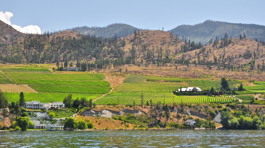 Okanagan Valley BC
