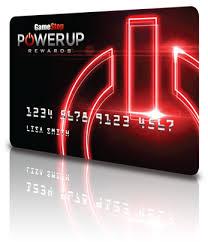 GameStop Credit Card Application