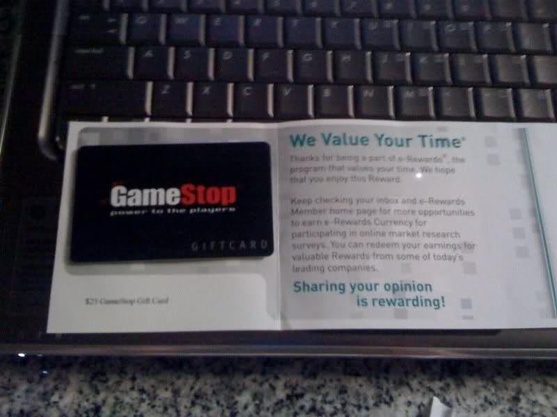 Check GameStop Gift Card Balance