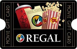 Regal Cinema Gift Card
